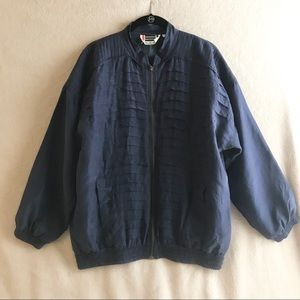EVR Jacket 100 % Silk